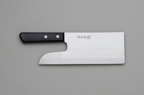 正広作ステン 麺切240mm