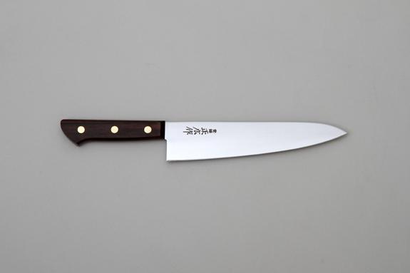 正広作ローズ 牛刀210mm