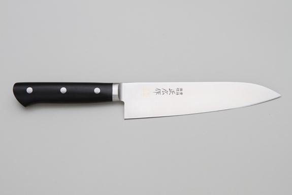 正広作MV-本焼 牛刀180mm