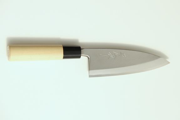 正広作特上 出刃135mm