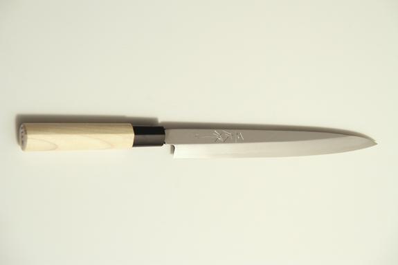 正広作特上 柳刃210mm